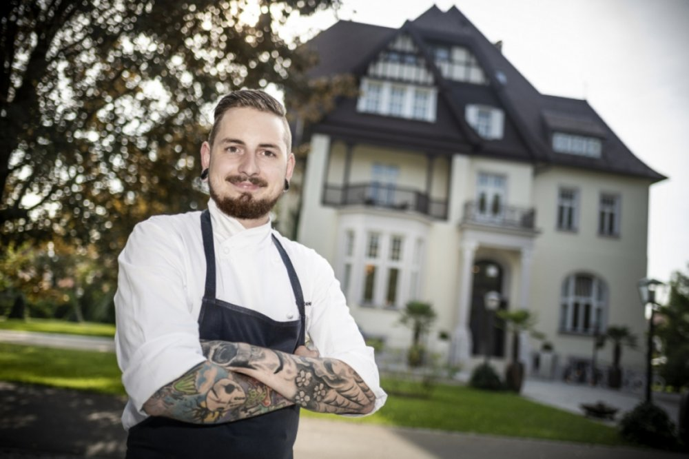 Martin Steinkellner - guest chef at Wein am Berg 2019