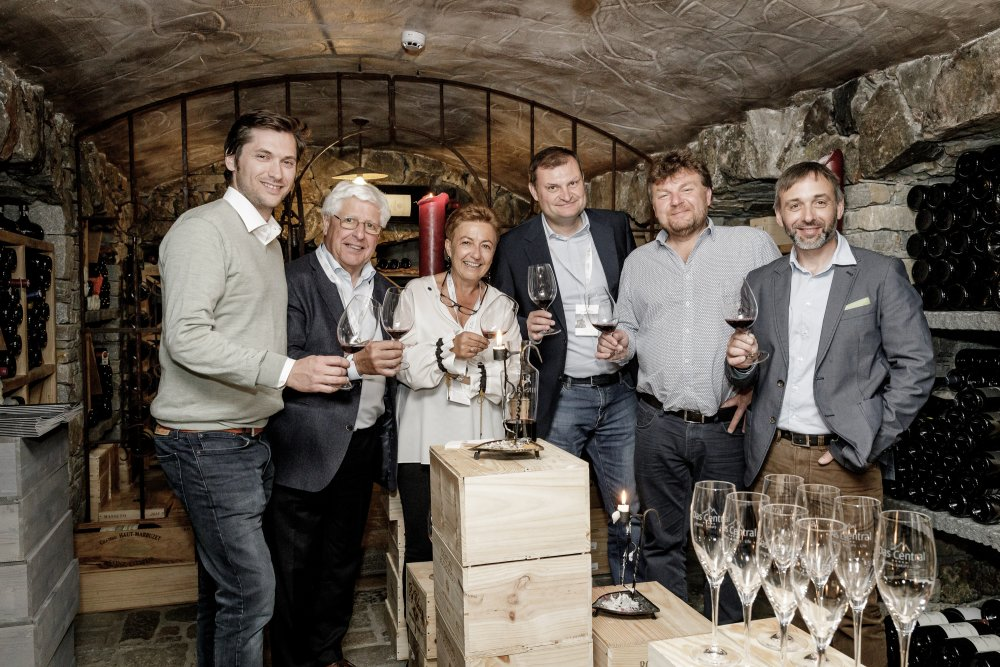 Renowned Vineyards Burgenland at Wein am Berg 2020