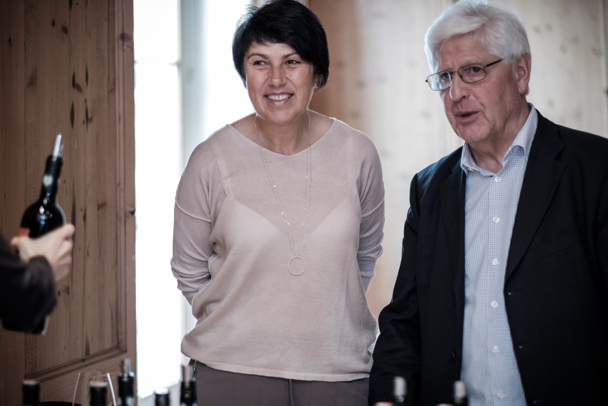 Gabi Kerschbaum & Paul Rittsteuer - Austrian Winemakers