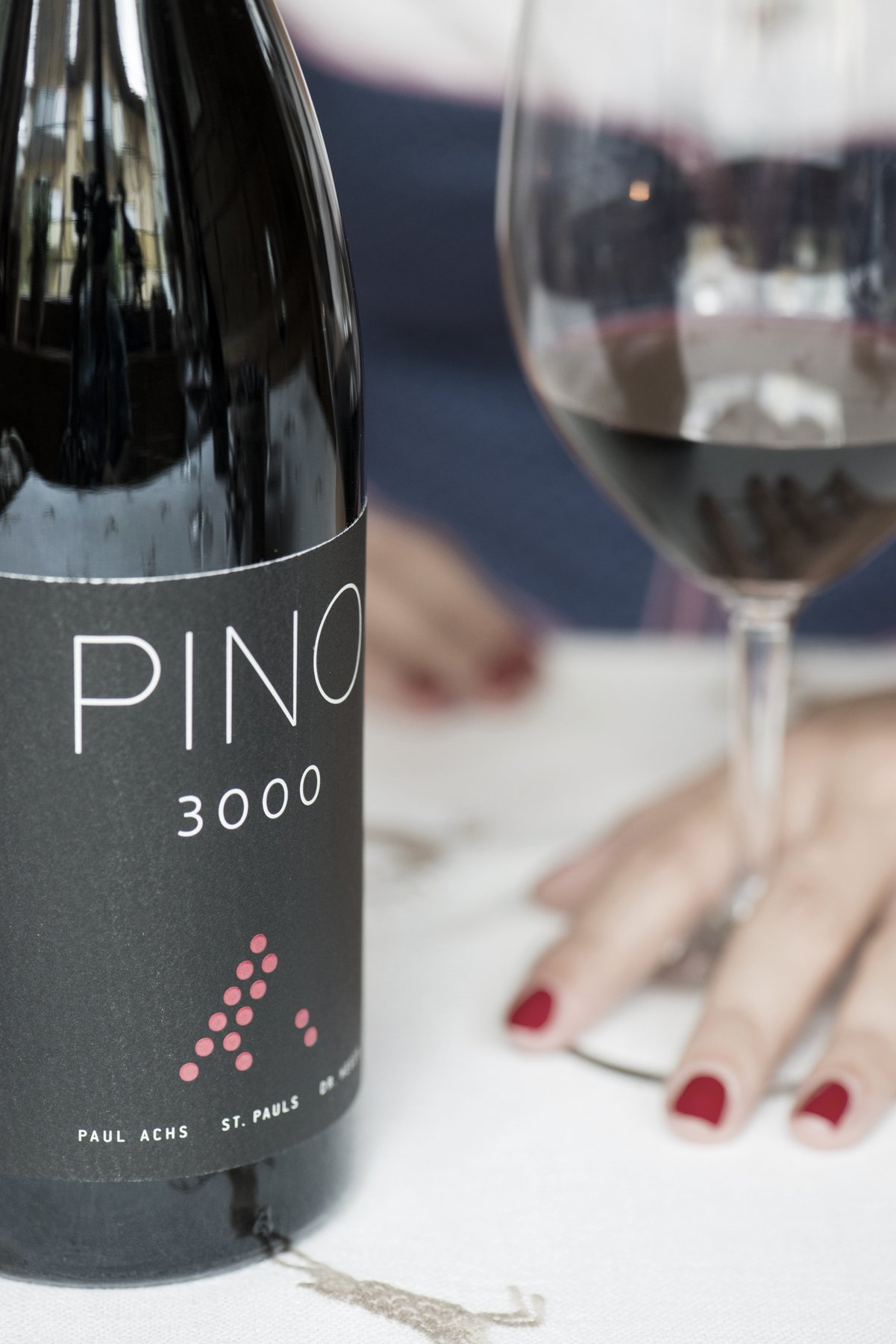 PINO 3000 - the only three-country blend in the world